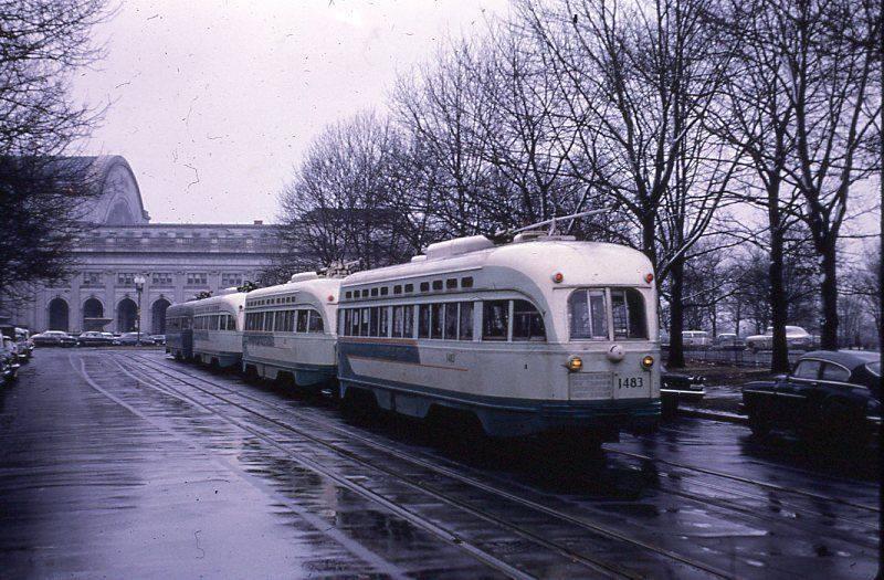 1960s Streetcar