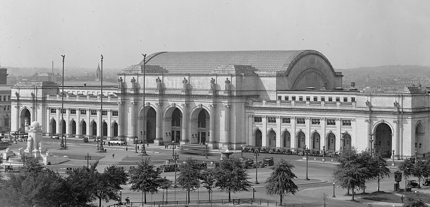 History of Union Station Virtual Experience @ Online